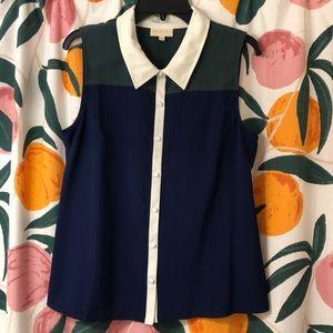 Women's sleeveless blouse